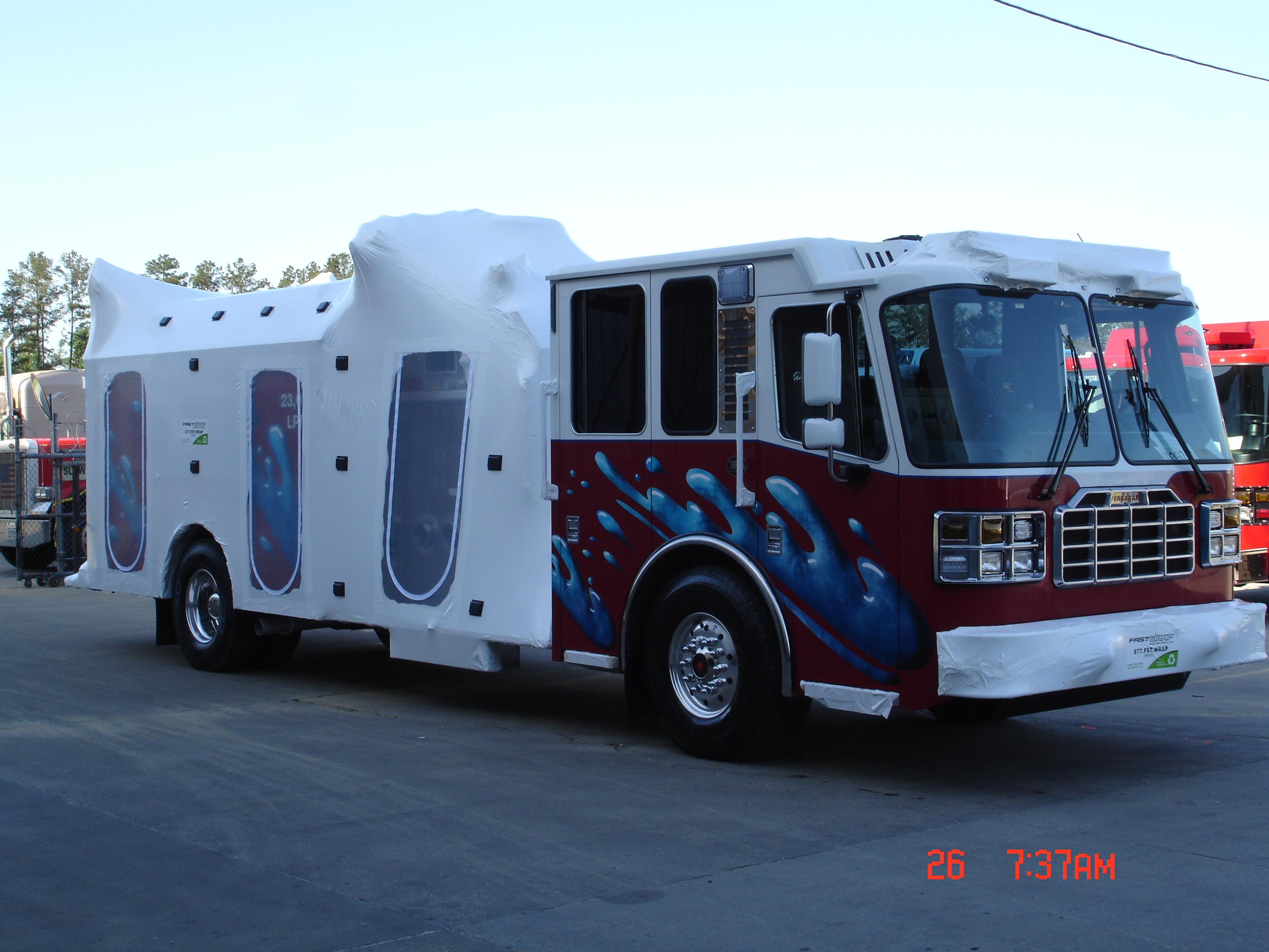 Ferrara Asset Protection for Fire Trucks