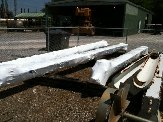 Wrapping equipment and materials saves money